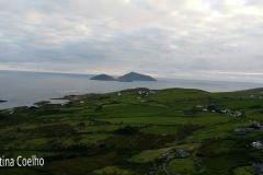 Ring og Kerry - Bealtra, vista sobre a Deenish e Scariff Island