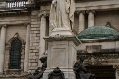 Câmara Municipal de Belfast - Rainha Victoria