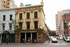 The Crown Bar - o mais antigo bar de Belfast