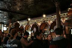 The Crown Bar - Interior