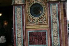 The Crown Bar - Detalhe do exterior
