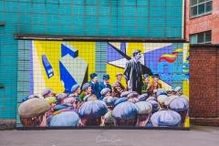 Murais de Belfast