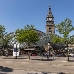Estação Principal de Hamburgo