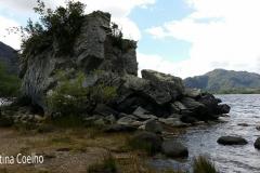 Á volta do Middle Lake - Victoria point