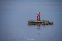 Glenariff - Pescando