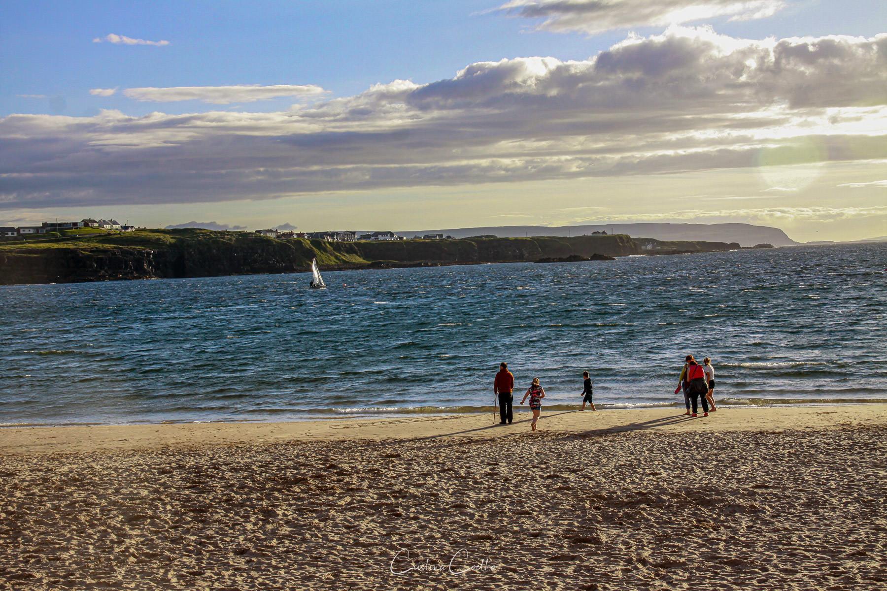 Portrush - Praia