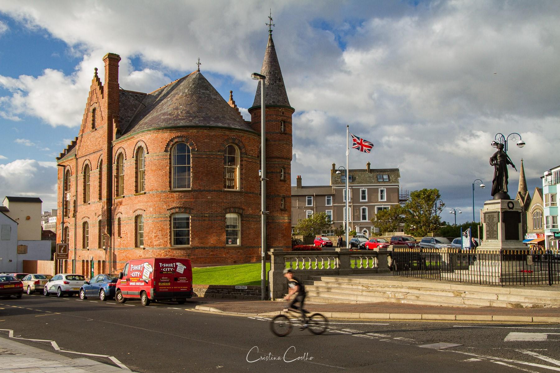 Portrush - Centro de visitantes