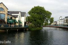 Rio Garavogue em Sligo