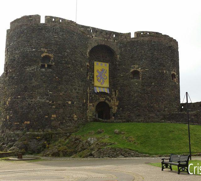 Carrickfergus, Carrickfergus GB-IR, Castles, North Ireland