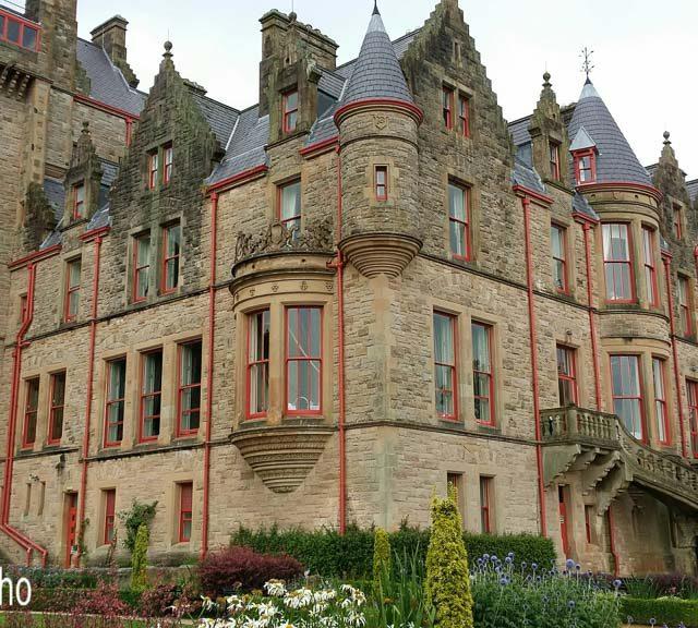 Belfast, Belfast GB-IR, Castelos, Irlanda do Norte