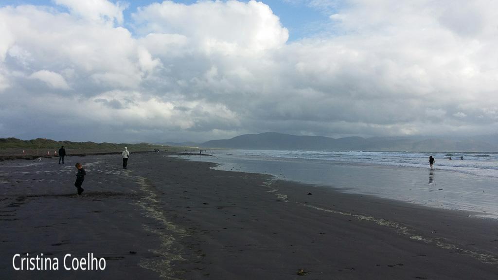 Inch Beach, Ireland, Kerry, Beaches, Travel