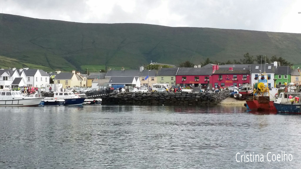 Ireland, Kerry, Portmagee