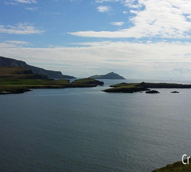 Elementos, Ilha Valentia, Irlanda, Kerry, Mar, Água