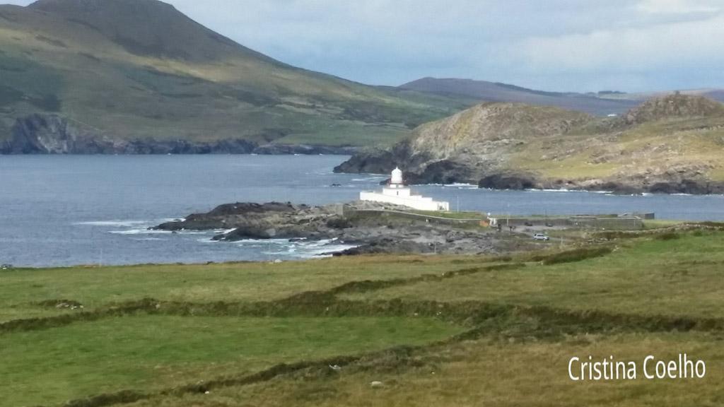 Elements, Lighthouses, Valentia Island, Ireland, Kerry, Sea, Valentia IR, Water