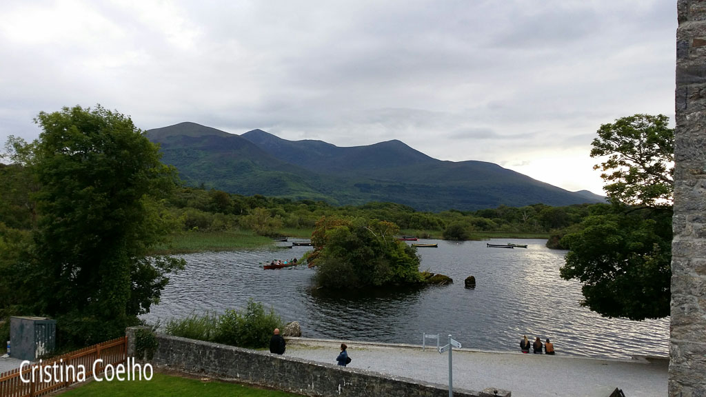 Elements, Ireland, Kerry, Killarney, Ponds, Water