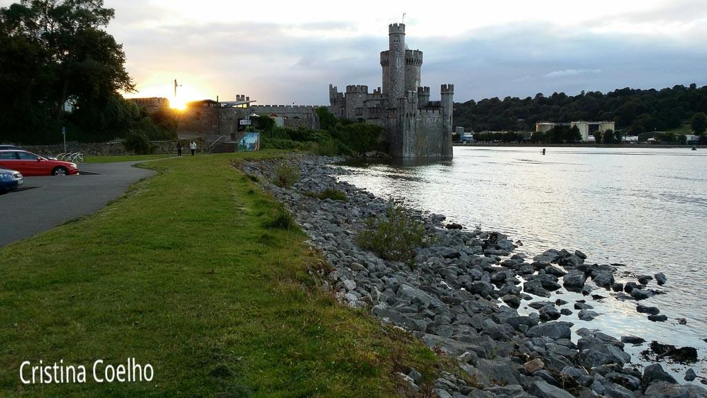 Blackrock Castle IR, Castles, Cork, Elements, Ireland, Sea, Water