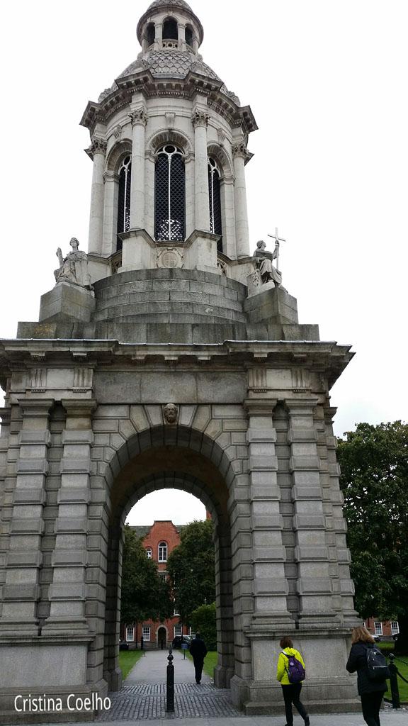 Dublin, Irlanda, Trinity University IR