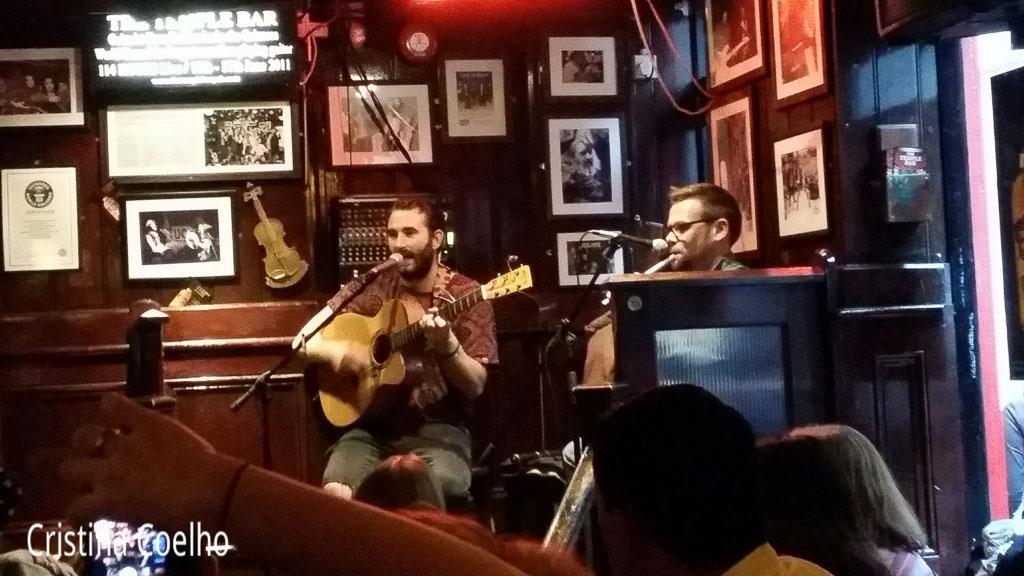Dublin, Ireland, Bares, The Temple Bar