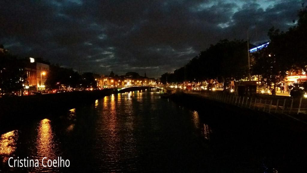 Dublin, Ireland, Night shots