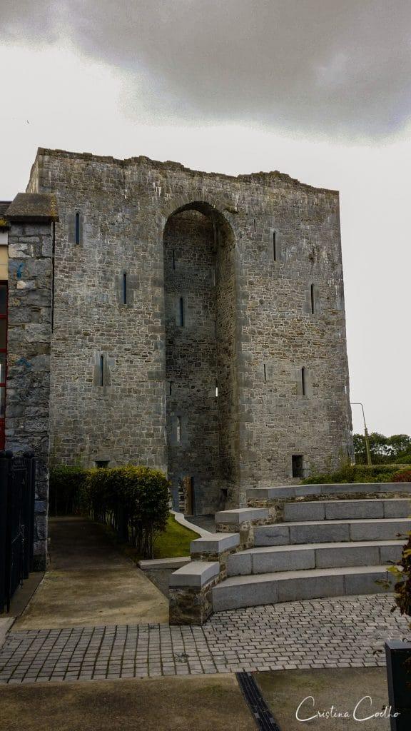Castles, Ireland, Kerry, Listowel, Listowel IR, Travel